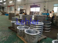 Slotted Pressure Screen Basket Paper Mill Bar Type With Hard Chrome Surface